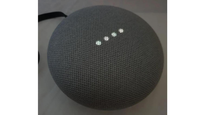 google home mini broken