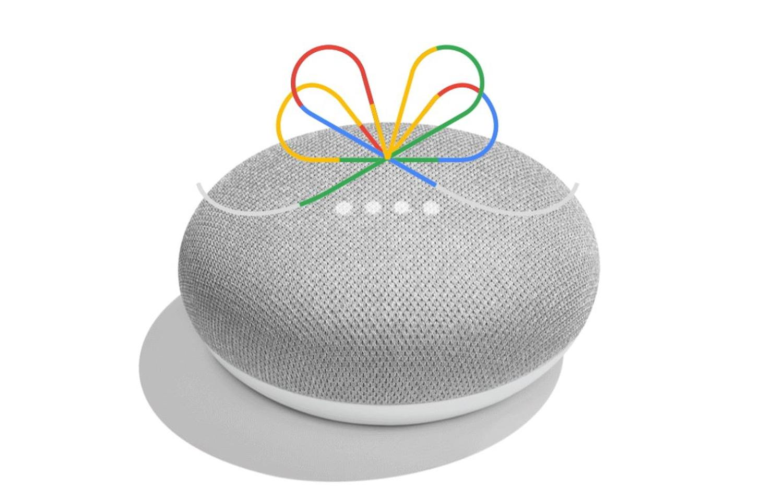 google home mini geschenk