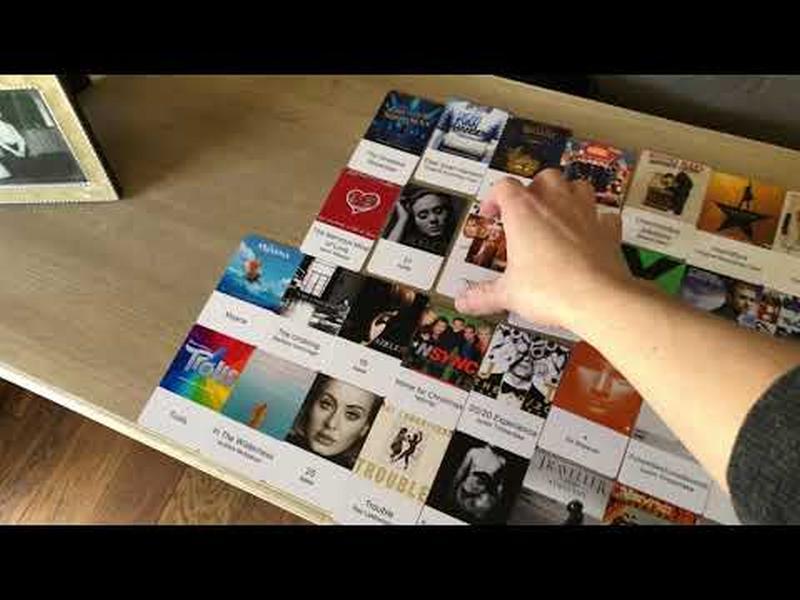google home rfid musik