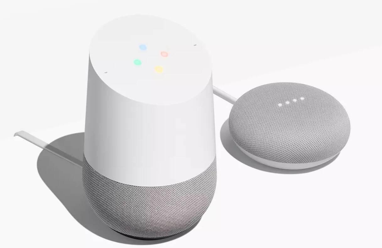 google home und home mini
