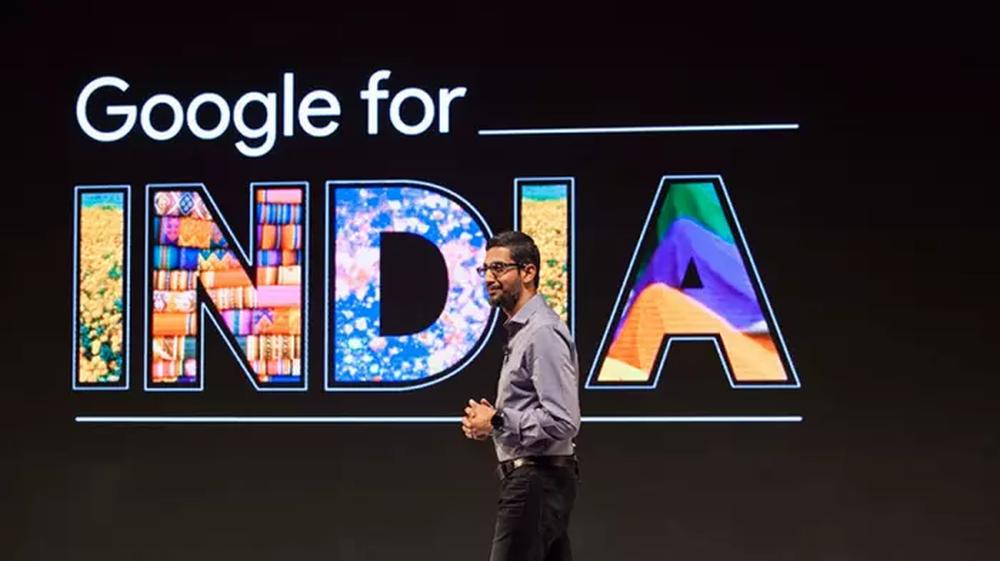 google india sundar pichai