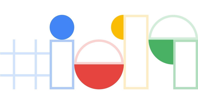 google io 2019 logo