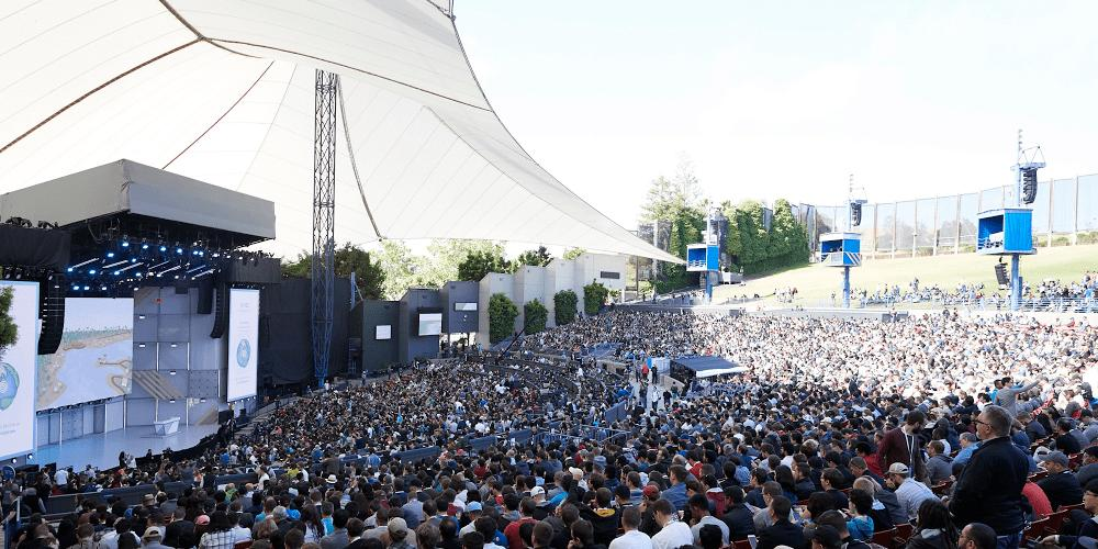 google io amphitheatre