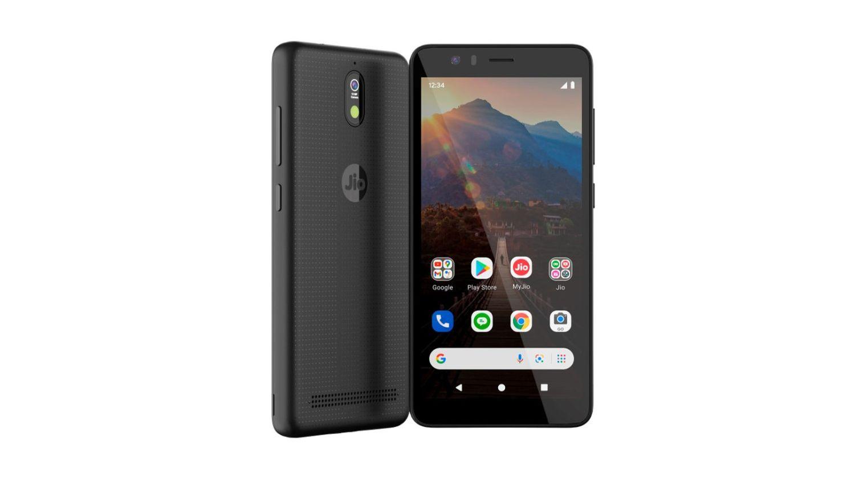 google jio android budget