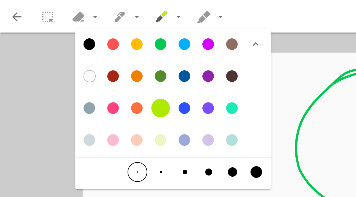 Google Keep Draw