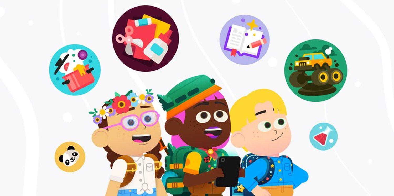 google kids space