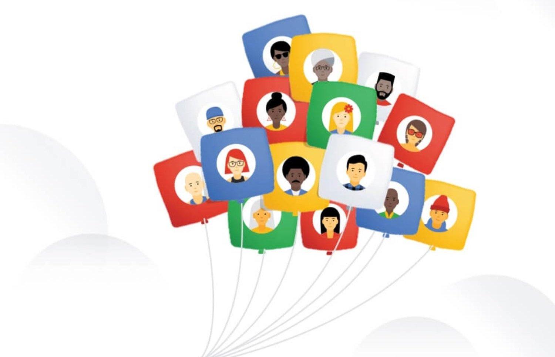 google kontakte logo