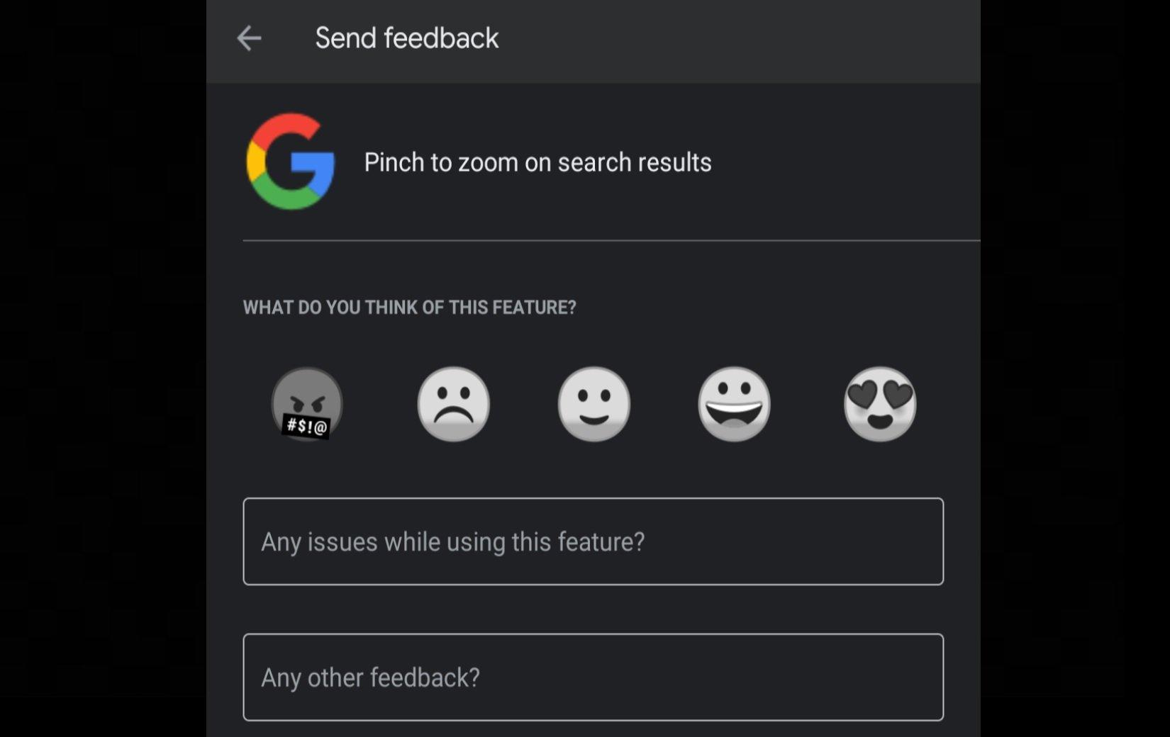 Google Labs Screenshot 3