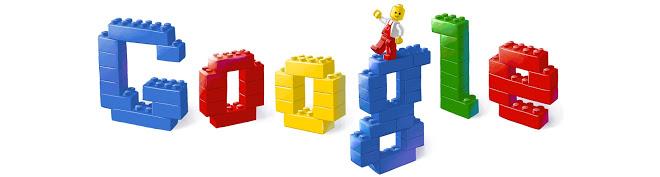 google lego doodle