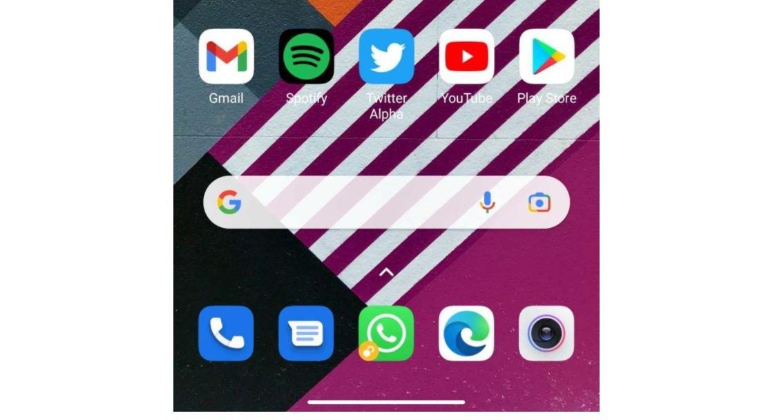 google lens icon suchleiste
