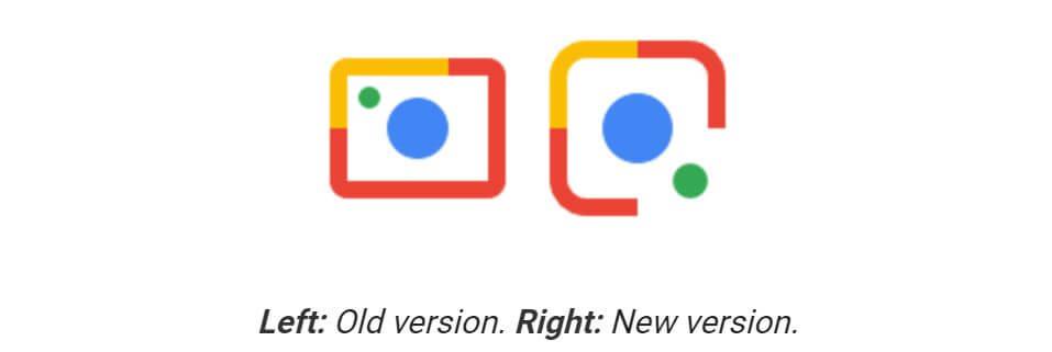 google lens logos