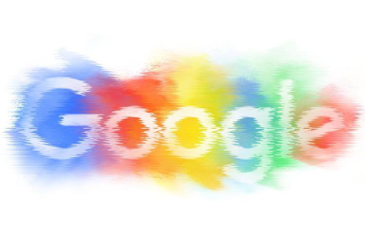 google logo broken