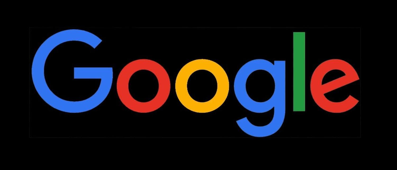 google logo dark