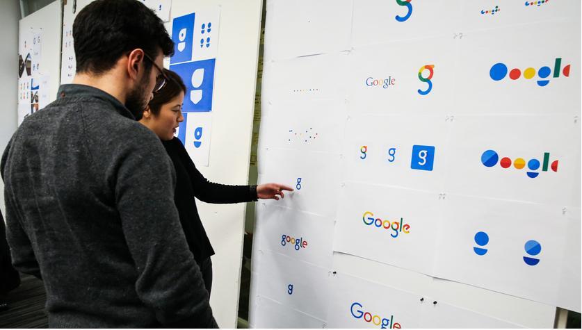 google-logo-entwürfe