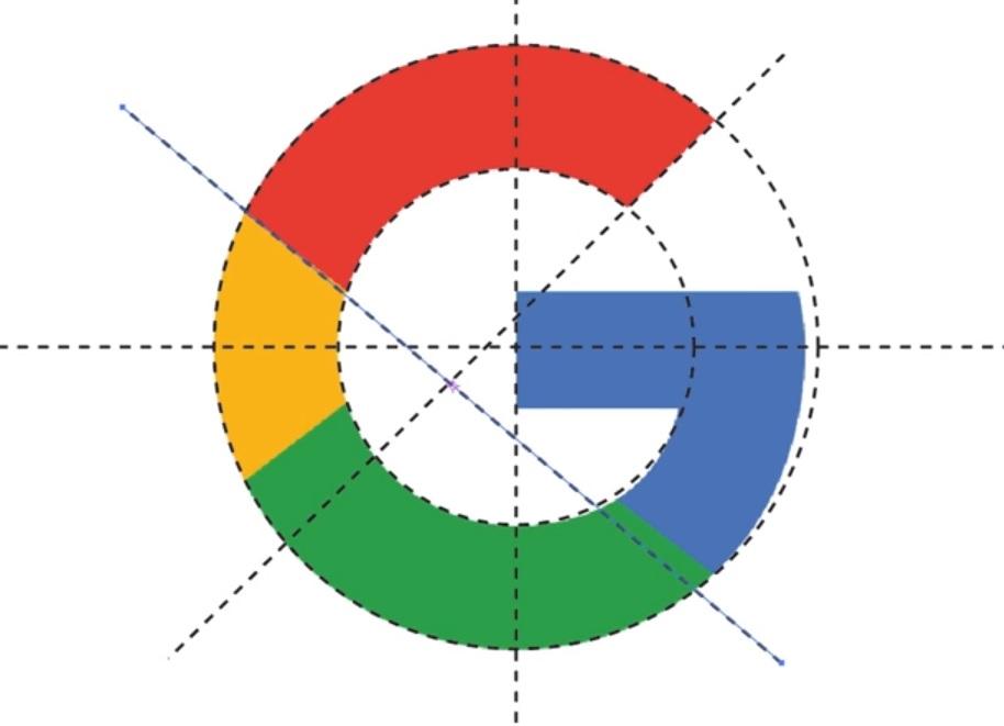 google logo nicht perfekt