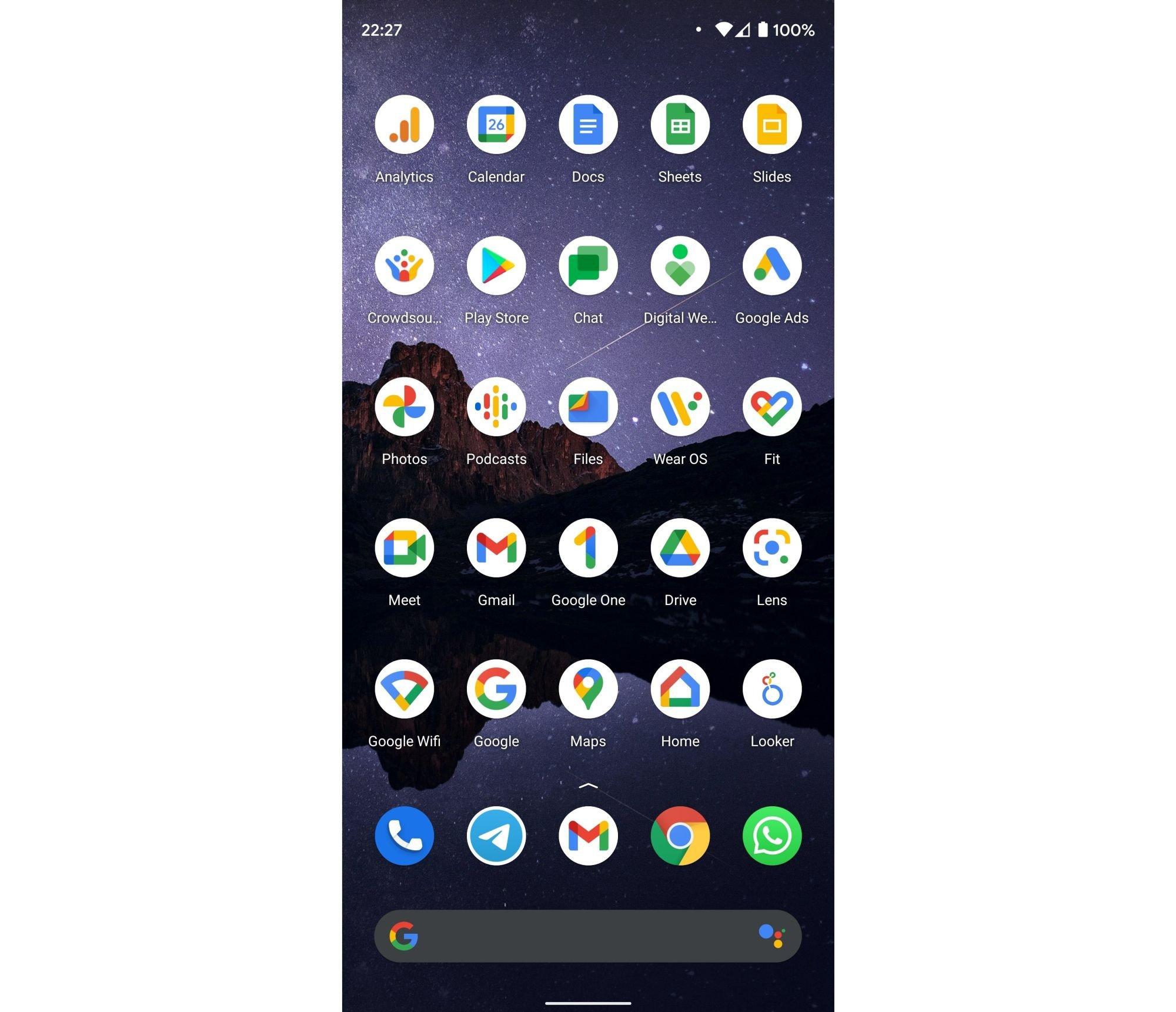 google logos new app icons