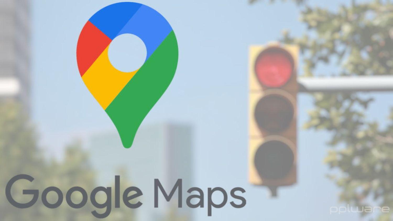 google maps ampel