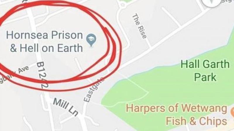 Google Maps Fehler