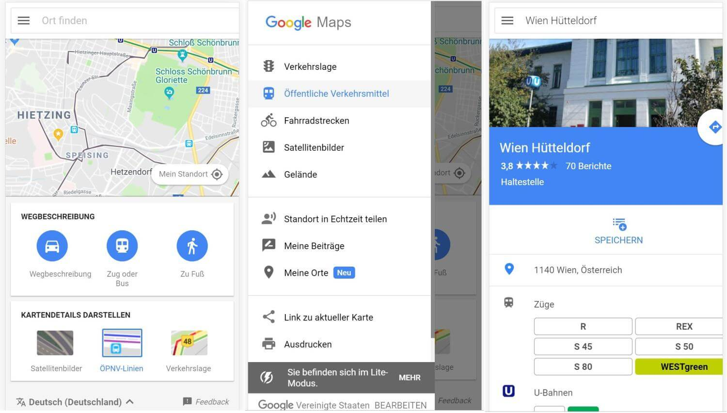 google maps go so l sst sich die schlanke version der google maps auch hierzulande nutzen gwb. Black Bedroom Furniture Sets. Home Design Ideas