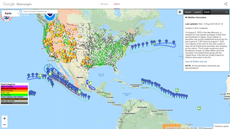 google maps krisenkarte