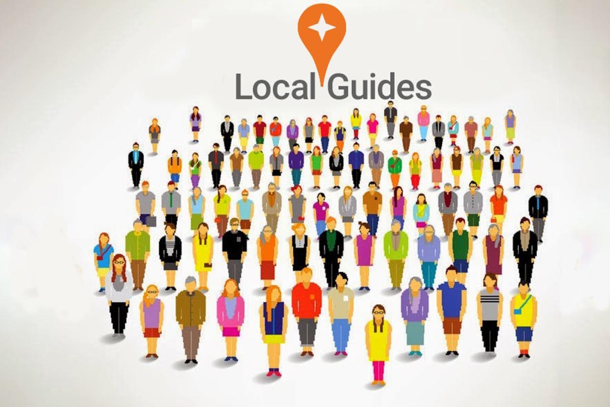 Local Guide Werden
