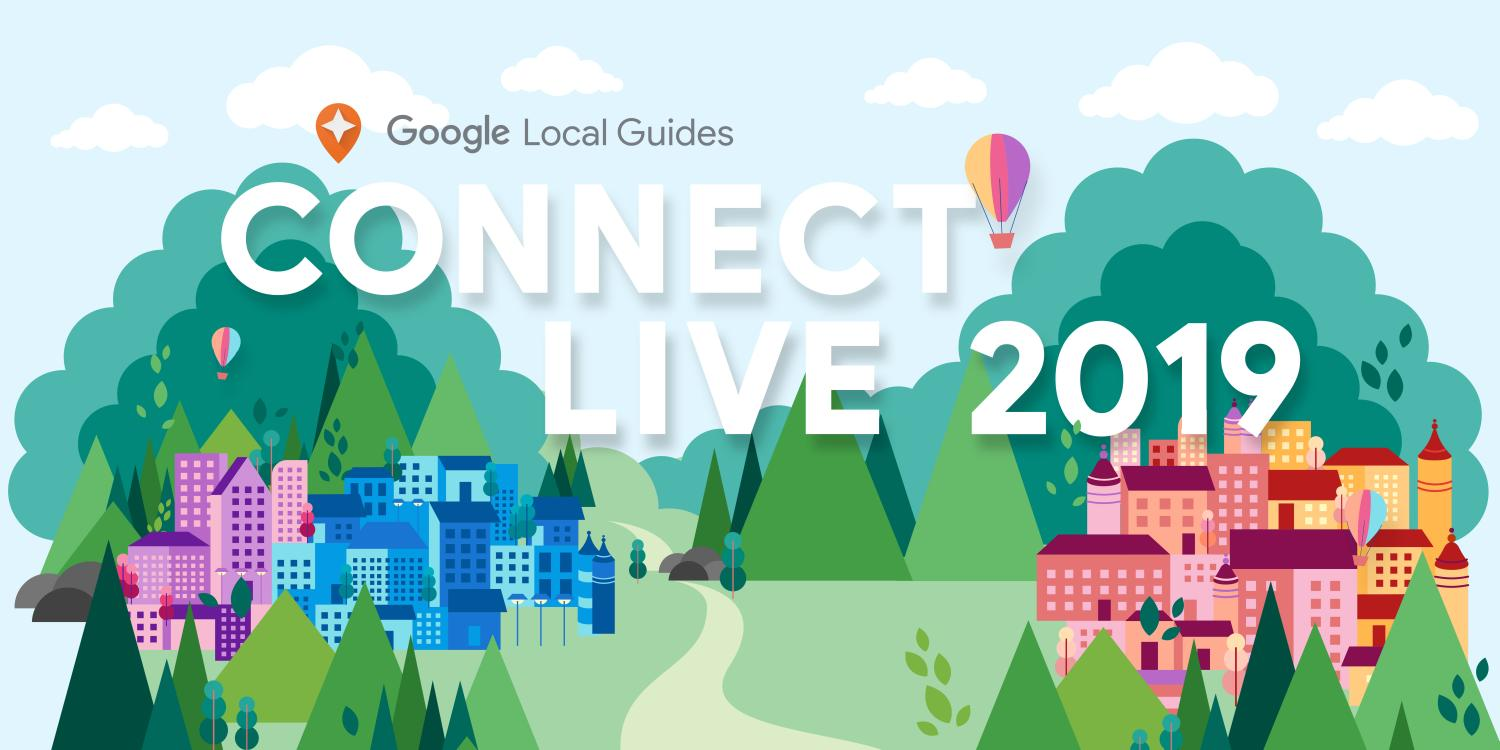 google maps local guides connect live