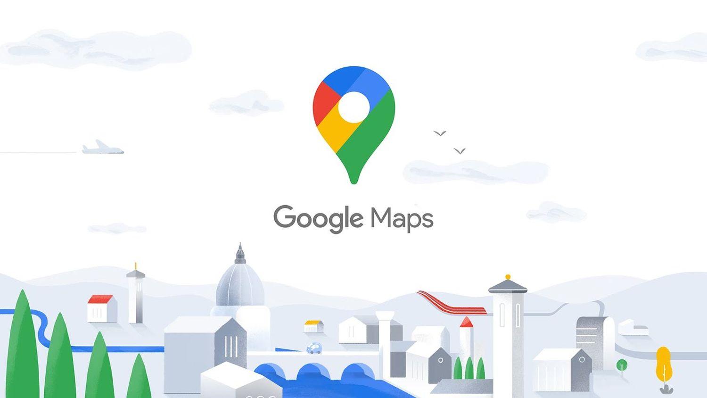 google maps logo big
