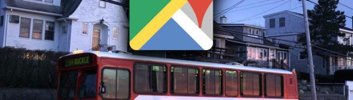 google maps oepnv public transit