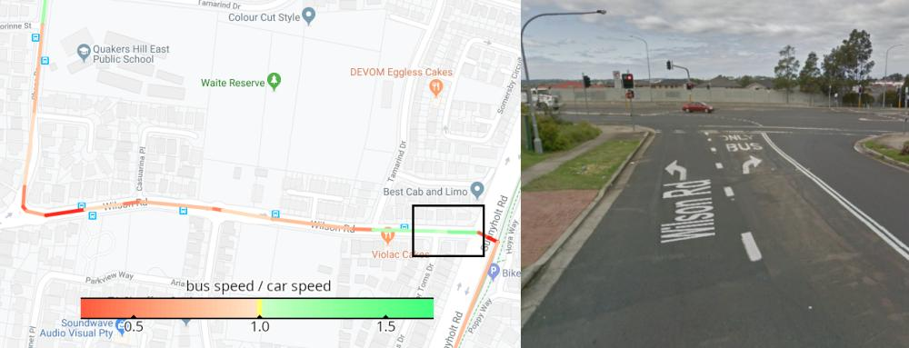 google maps oepnv streetview data