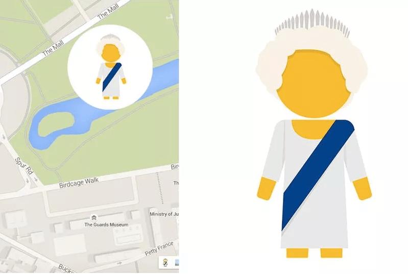 google maps pegmam