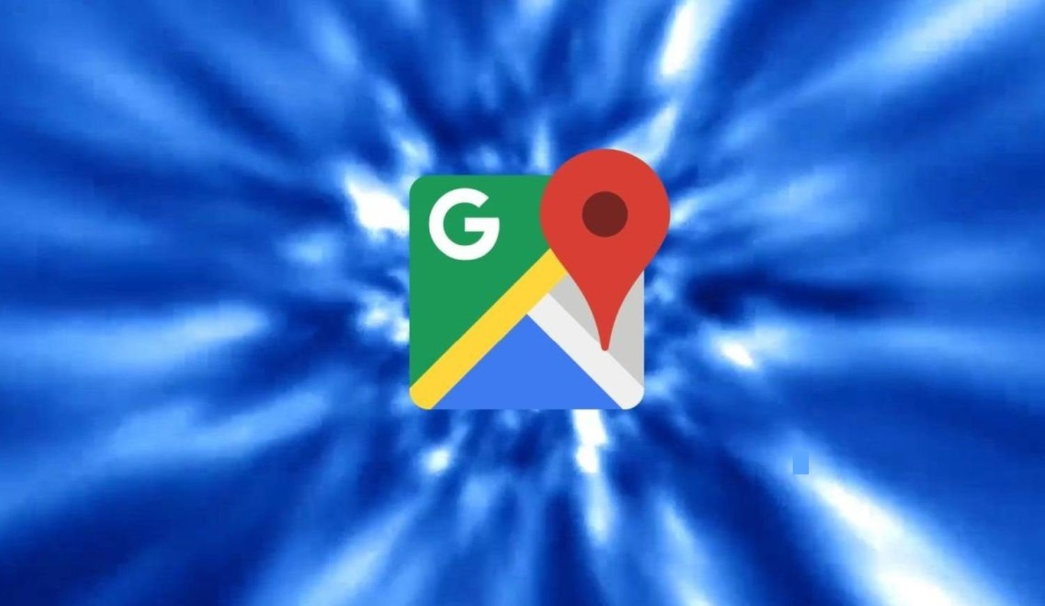google maps space