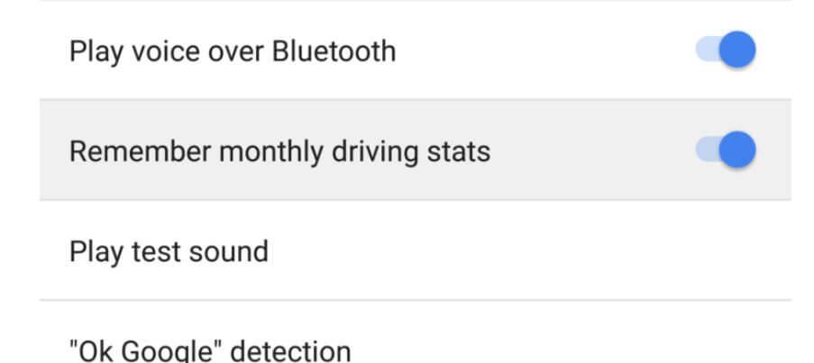 google maps stats