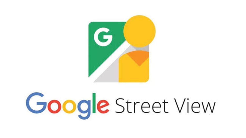 google maps streetview logo