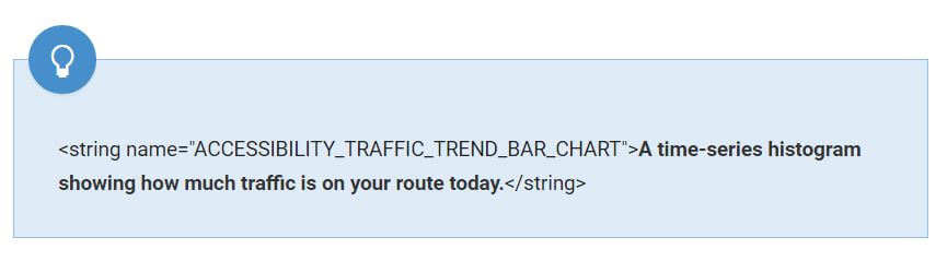google maps traffic history