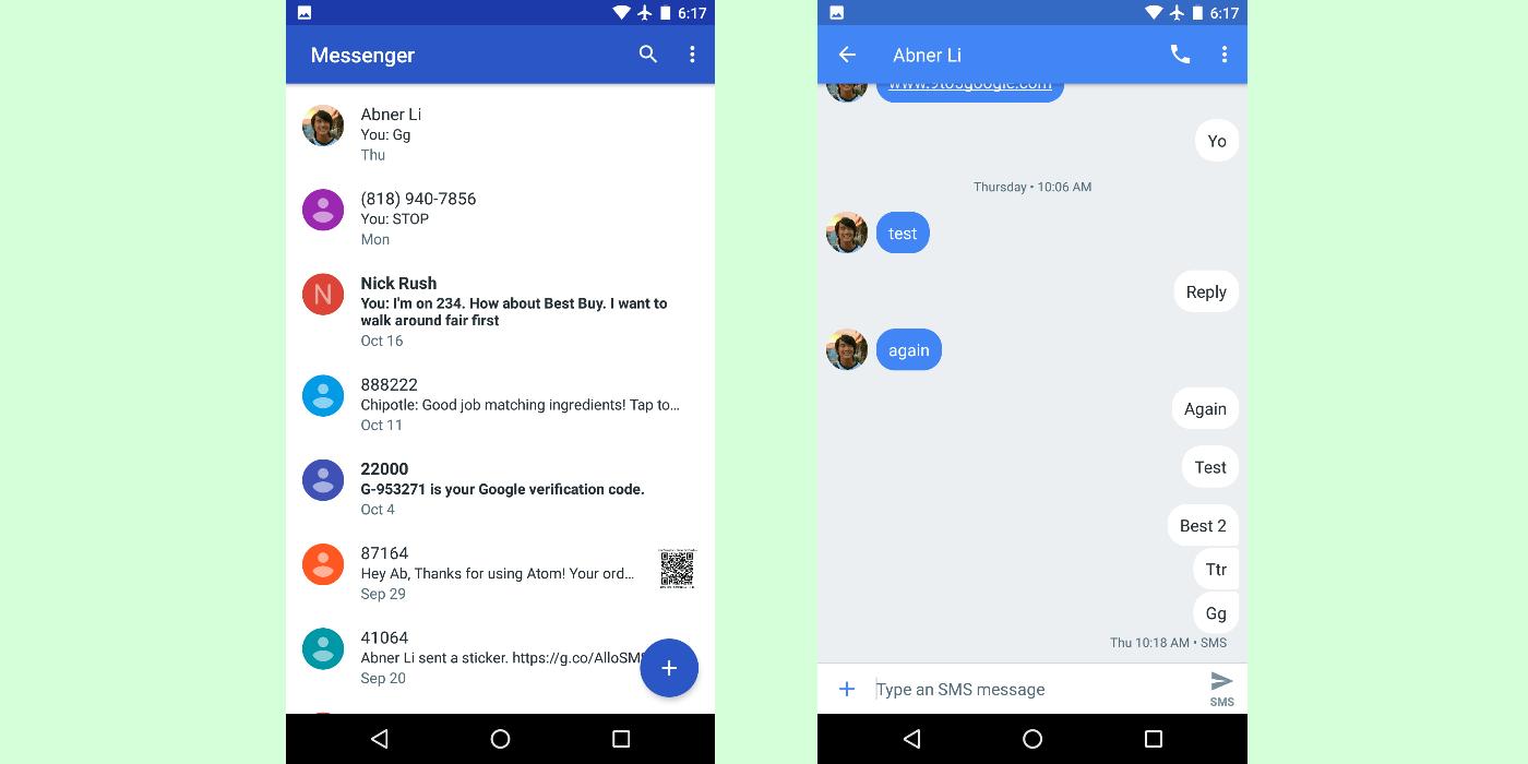 google-messenger-new