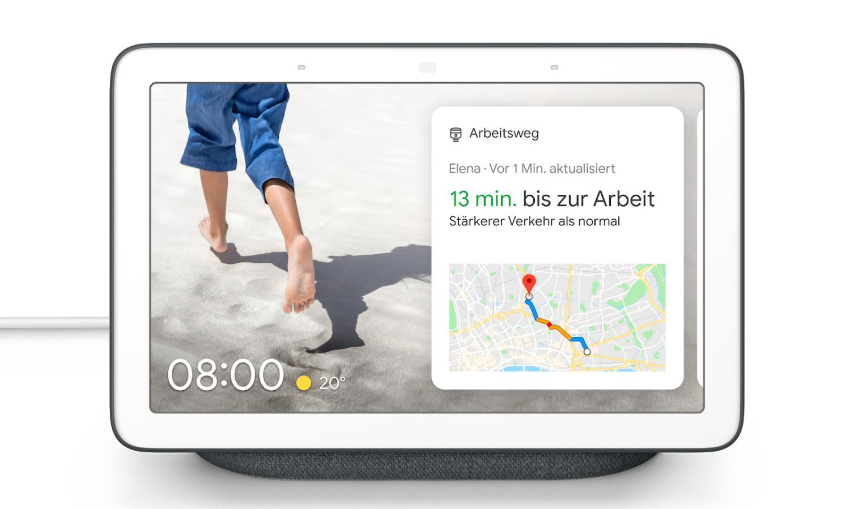 google nest hub smart display