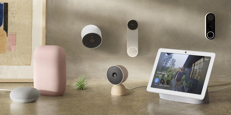 google nest smart home produkte 2021