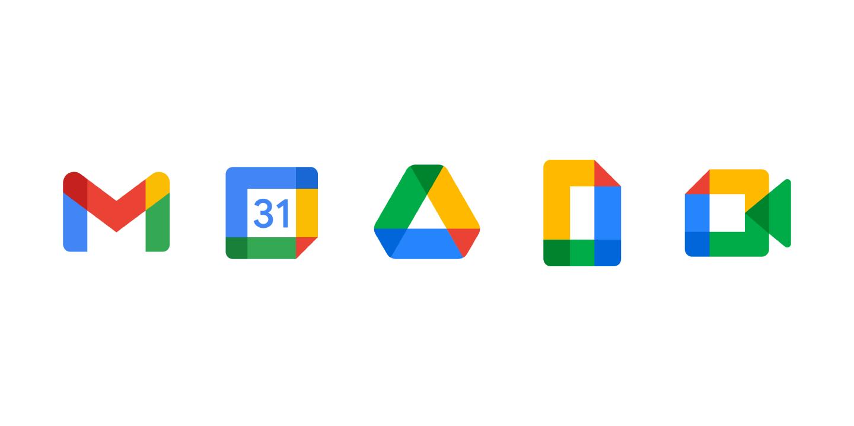 google new icons