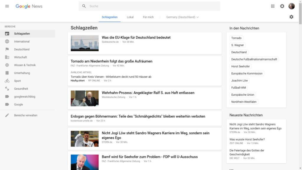 google news alt