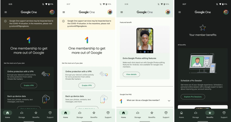 google one material you design