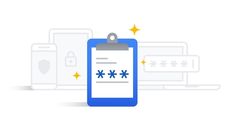 google password checkup logo