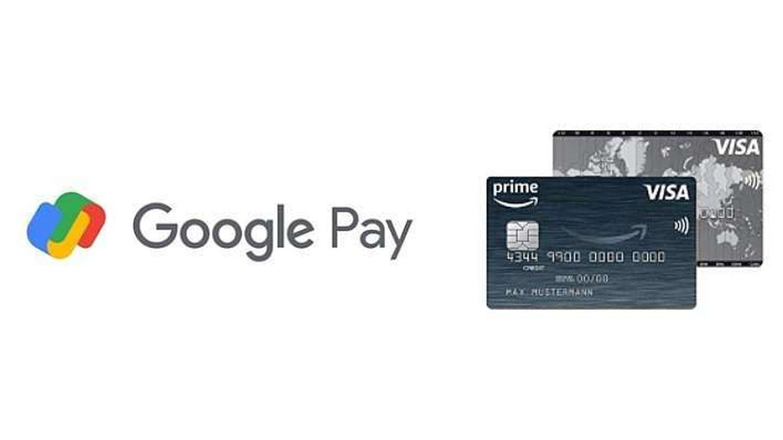 google pay amazon