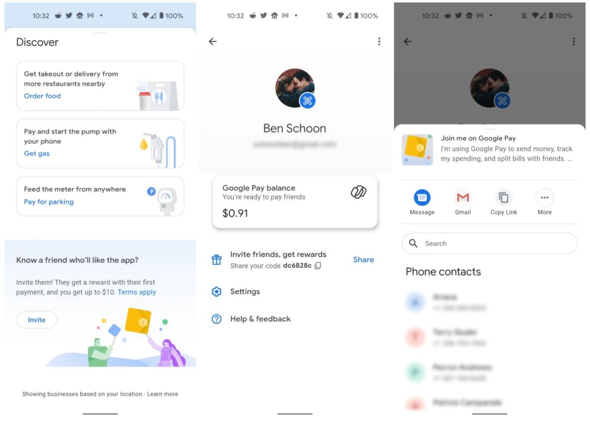 google pay new design 3