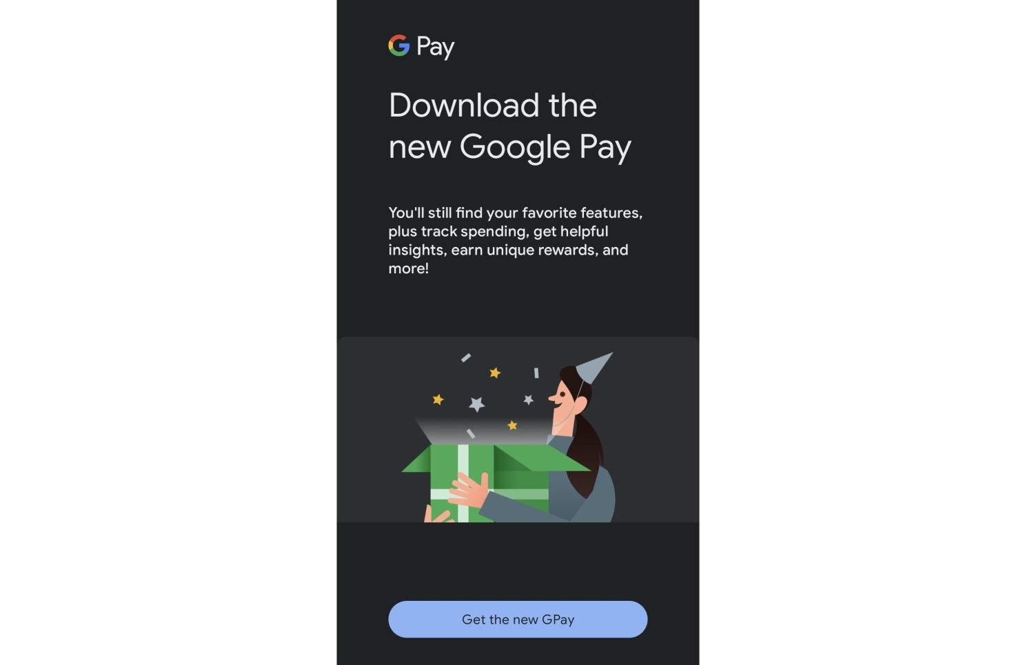 google pay the new google pay