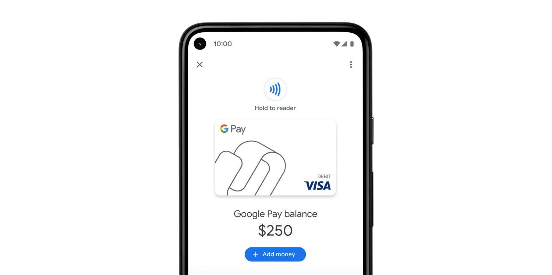 google pay virtuelle kreditkarte