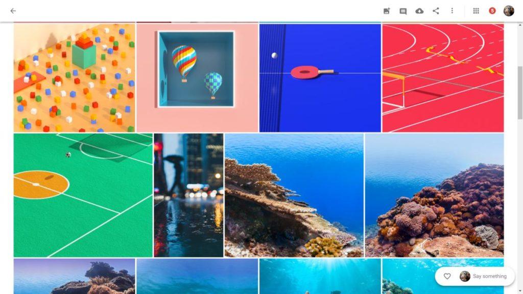 google photos beispiel