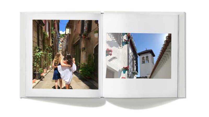 google photos book