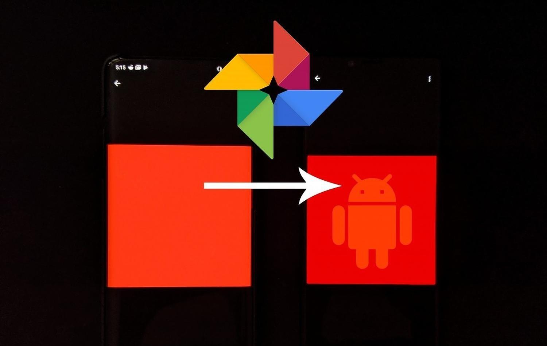 google photos colors