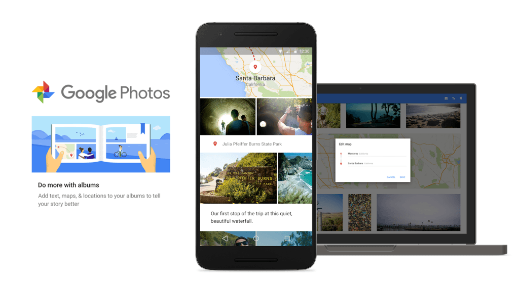 google photos smart albums