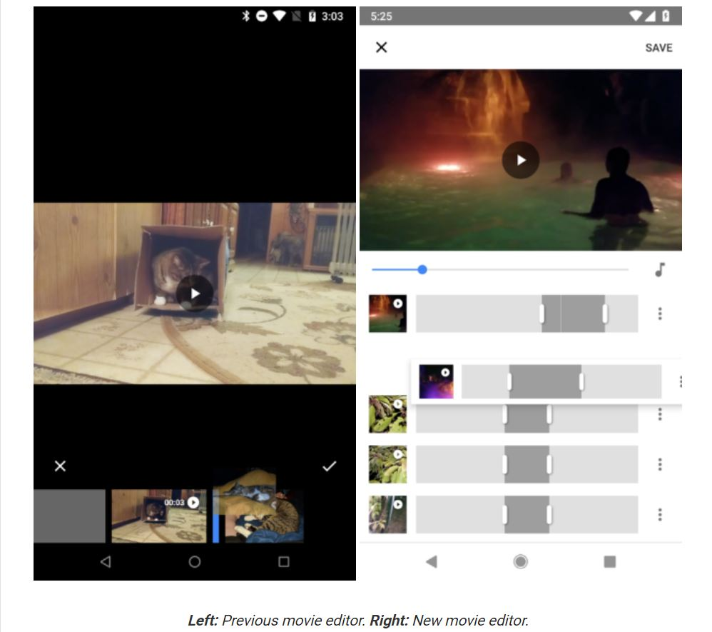 google photos video editor 2